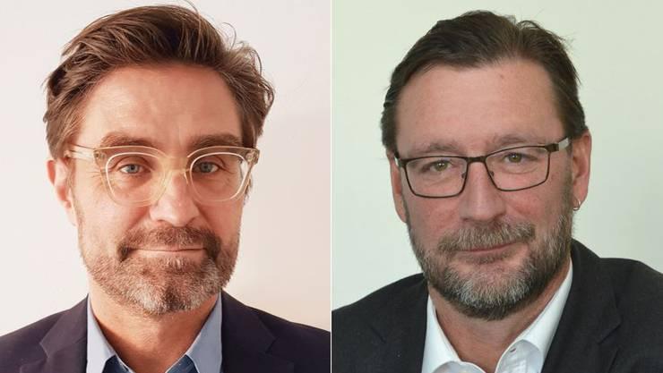 Patrick Marcolli folgt auf David Sieber als «bz» Chefredaktor.