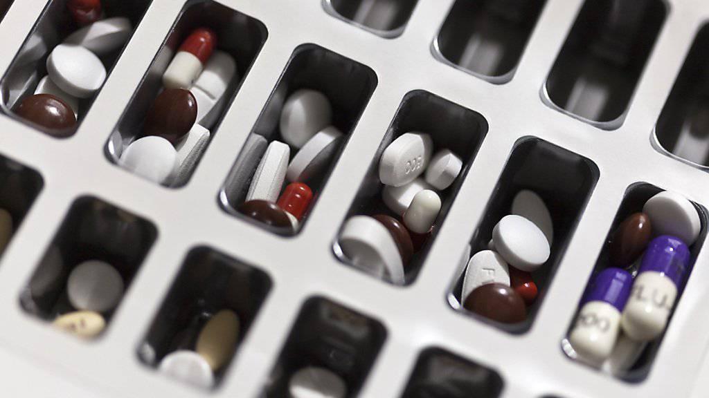 Ein giftiges Molekül hat laut einer Untersuchung zum Tode eines Probanden in einem Medikamententest in Frankreich geführt (Symbolbild)