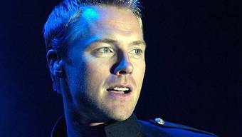 Ronan Keating 2007 in Luzern (Archiv)