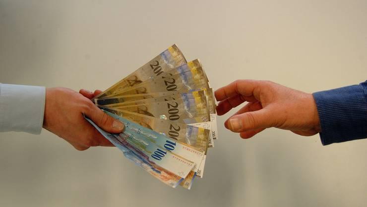 Neben dem Kanton alimentieren 25 Geber-Gemeinden den innerkantonalen Finanzausgleich.