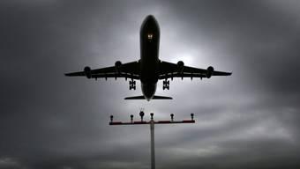 Bei der Lufthansa stehen die Zeichen auf Sturm.
