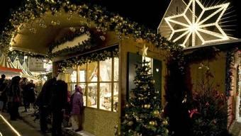 Die Stimmung an den Berliner Weihnachtsmärkten ist nicht nur schön (Symbolbild)