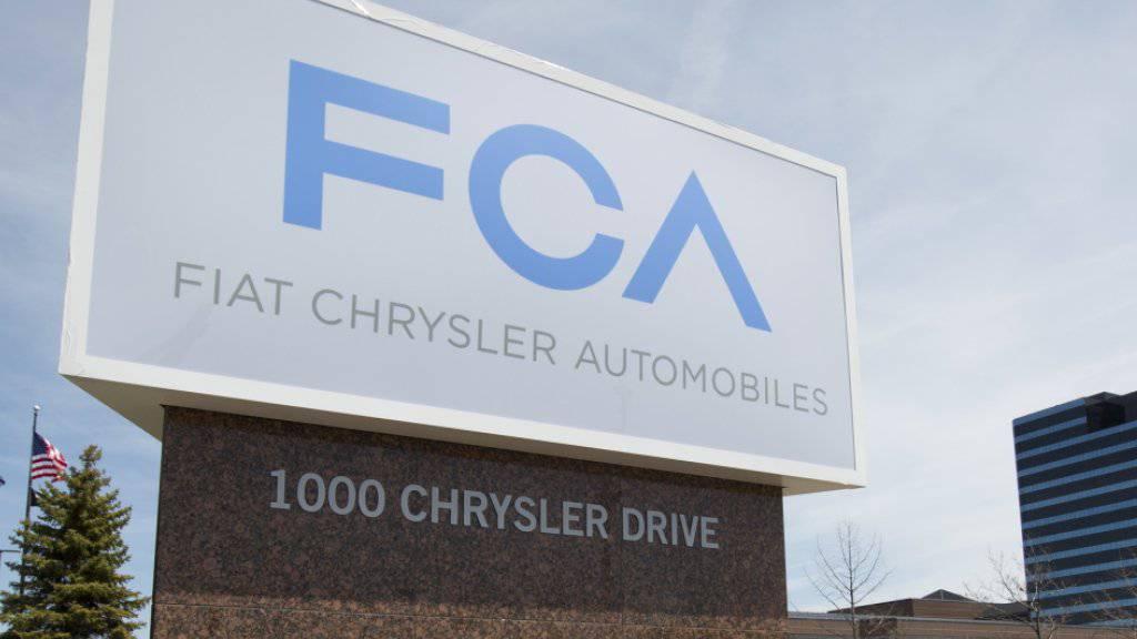 Ein gutes Nordamerika-Geschäft stützt die Gewinnzahlen des italienisch-amerikanischen Fiat Chysler-Konzerns. (Archivbild)