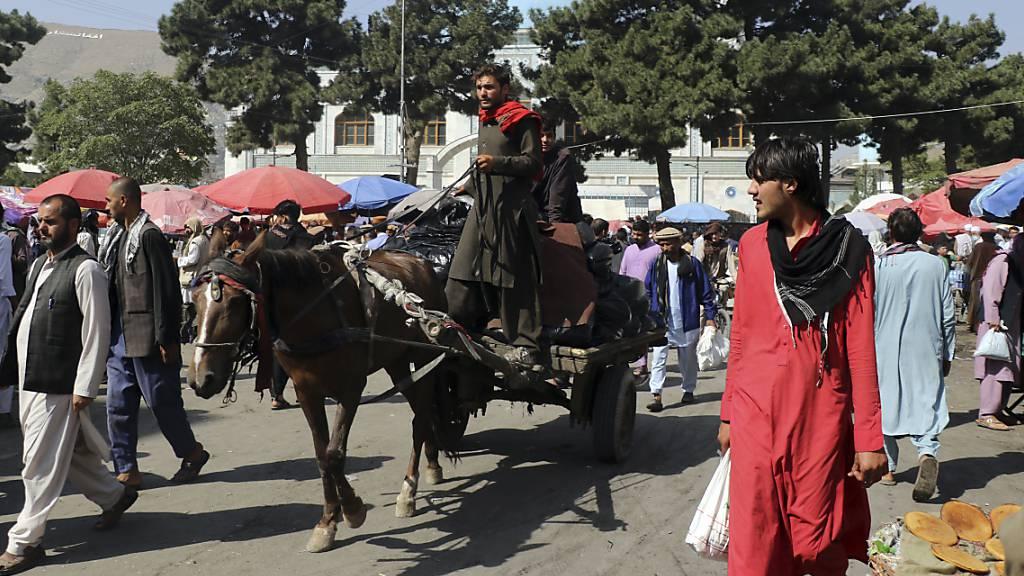 Schweiz unterstützt Afghanistan mit weiteren 33 Millionen Franken