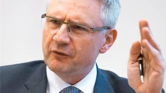 Andreas Glarner geht erneut gegen Twitter-User vor. (Archiv)
