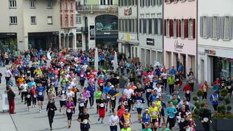 Marco Kaminski und Daniela Ryf gewinnen den Wings For Life World Run in Olten