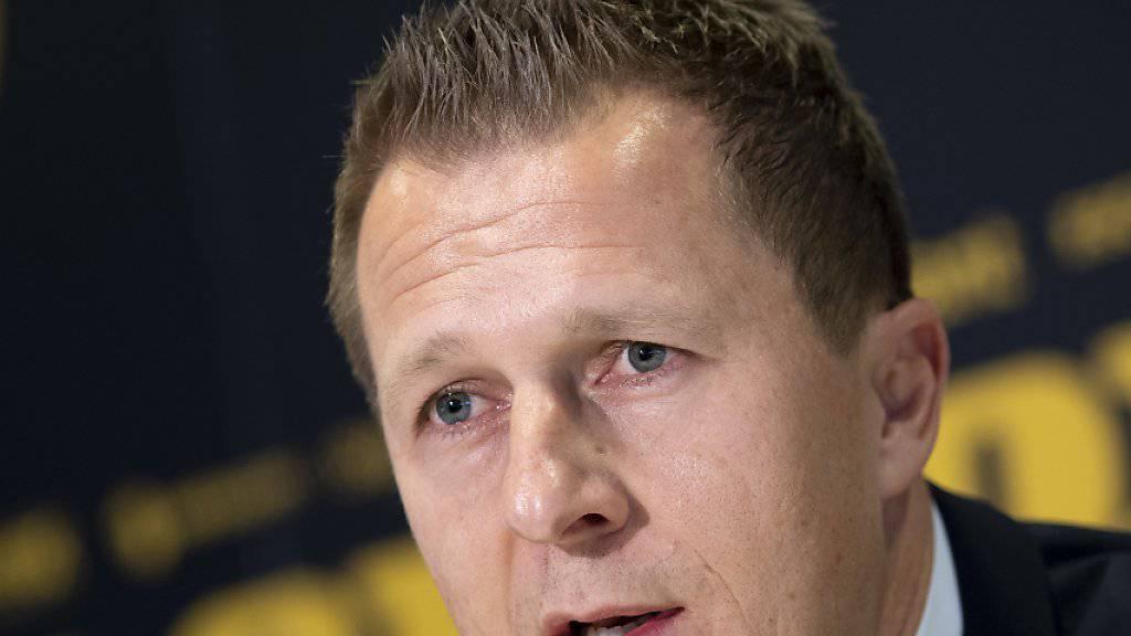 Christoph Spycher bleibt YB-Sportchef und wird nicht Manager des Schweizer Fussball-Nationalteams
