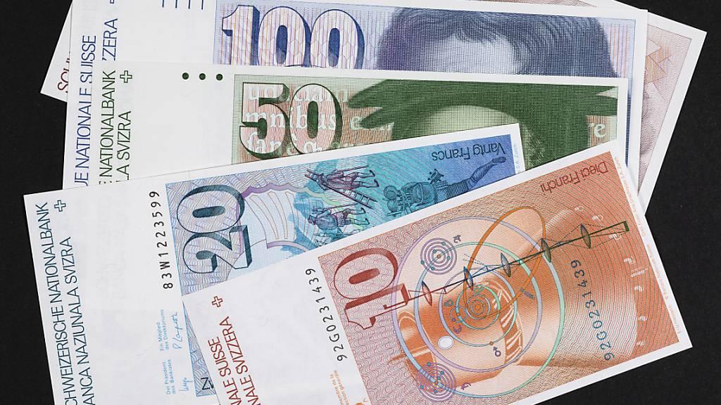 Schweizer Grafiker und Banknoten-Designer Ernst Hiestand ist tot
