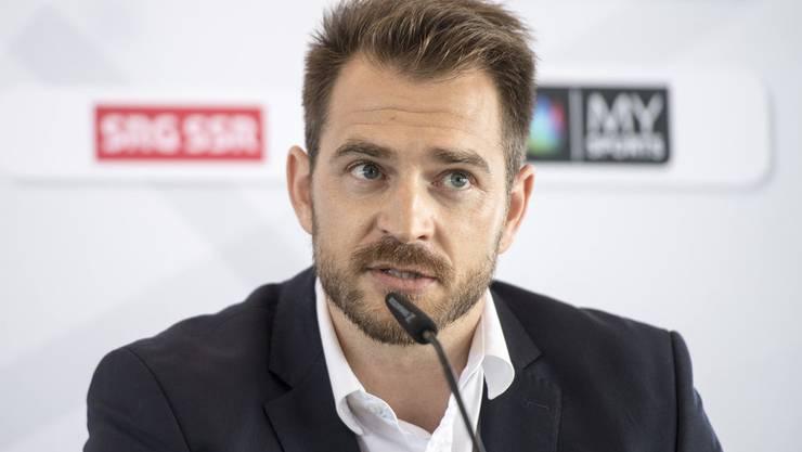 """Zuletzt amtete Raeto Raffainer als Direktor der Schweizer Nationalmannschaft. Jetzt will er den HC Davos dorthin zurückführen, """"wo er hingehört""""."""