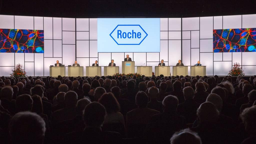 GV von Roche findet statt – von «physischer Teilnahme» wird «dringend» abgeraten