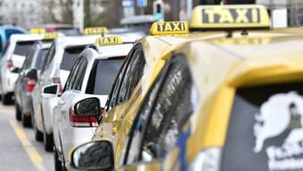 Die Stadt sieht ab Januar 2019 ein neues Taxireglement vor.
