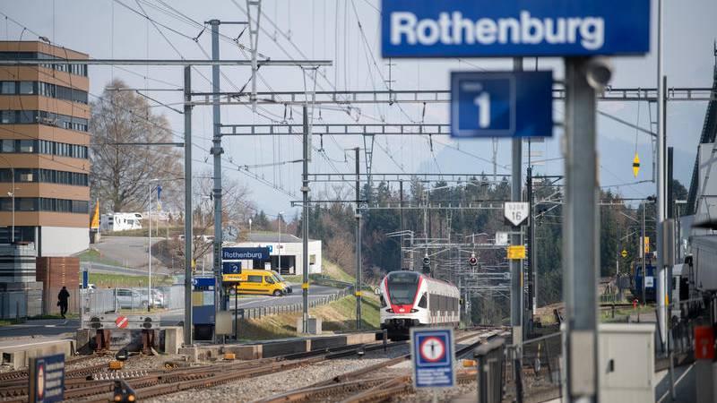 Passanten finden in Rothenburg einen verletzten Mann