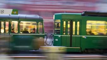 Gefährliche Doppelrolle: Der Kanton Basel-Stadt ist nicht nur Besitzer der BVB, sondern auch deren wichtigster Kunde. Umso wichtiger wäre es, eine Eignerstrategie festzulegen. (Symbolbild)