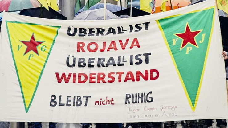Die Forderung von Rotgrün: Der türkische Völkerrechtsbruch solle verurteilt werden, und es solle aufgerufen werden, die Invasion der Türkei in Syrien zu stoppen. (Symbolbild)
