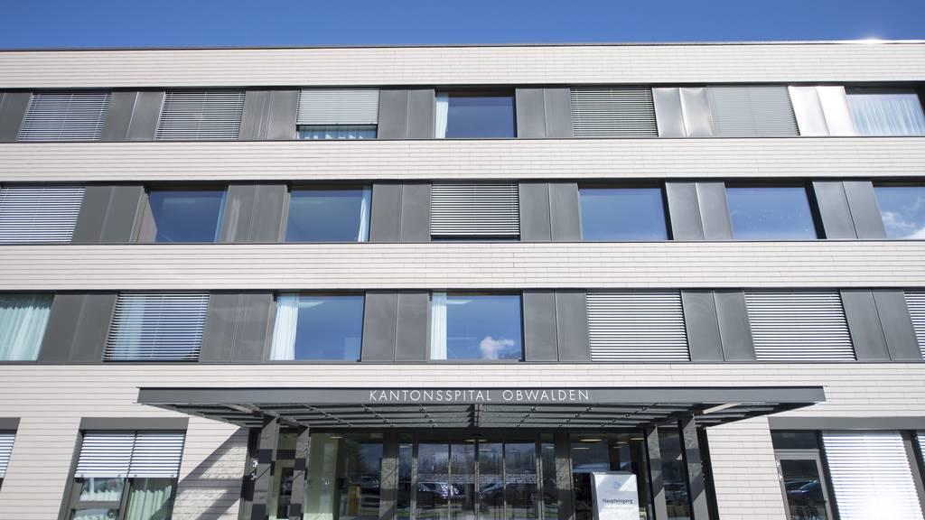 Das Kantonsspital Obwalden in Sarnen