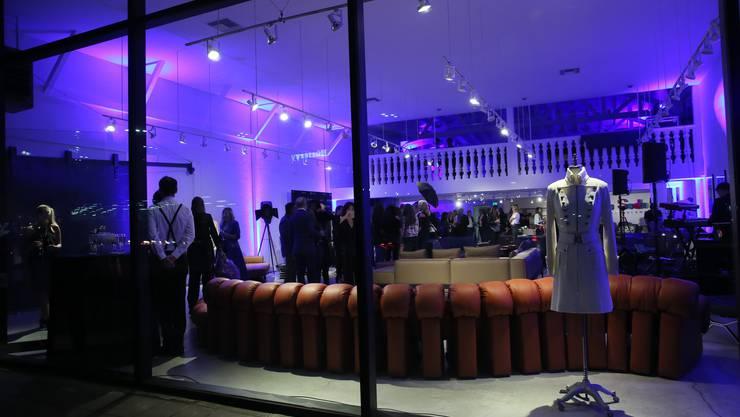 Der neue Showroom des Klingnauer Möbelherstellers de Sede in Los Angeles.