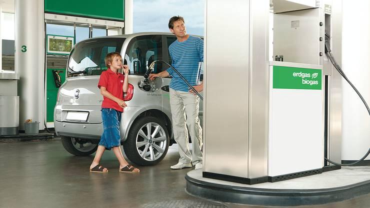Erdgas als sinnvolle Alternative
