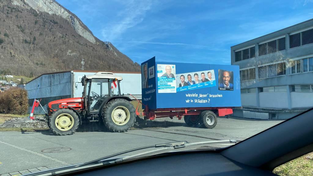 «Neger»-Wagenbauer muss saftige Busse zahlen
