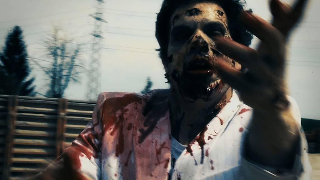 Ostschweizer Zombiefilm feiert Premiere