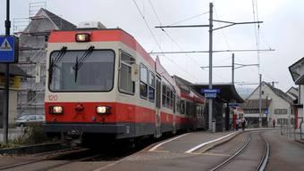 Die Waldenburgerbahn wurde im letzten Jahr weniger gut genutzt. (Archivbild)