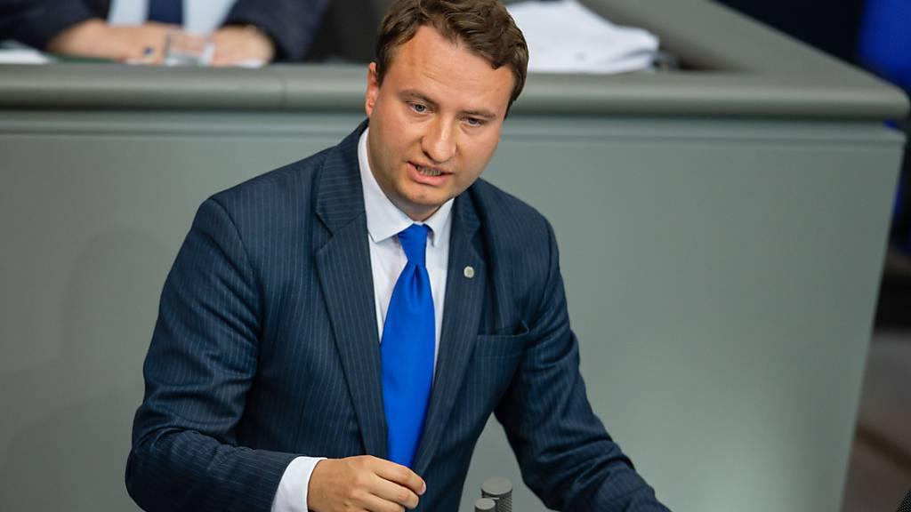 Weiterer CDU-Bundestagsabgeordneter legt Mandat nieder