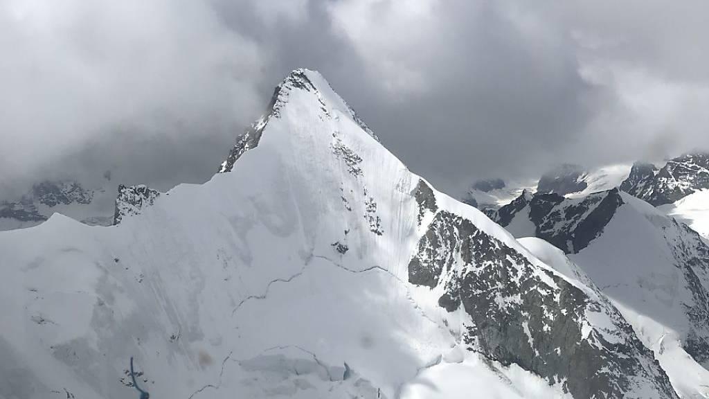 Bergsteiger am Obergabelhorn tödlich verunglückt