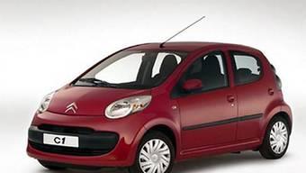 Auch Citroëns C1 von Panne betroffen (Archiv)