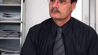 Badens Zivilschutzkommandant Martin Zulauf.