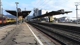 Der Bahnhof Winterthur Grüze soll ausgebaut werden und sich zu einer zweiten öV-Drehscheibe entwickeln.