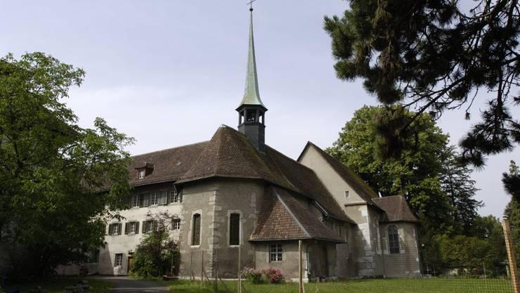 Wie es mit dem Kapuzinerkloster Solothurn weitergeht, ist noch immer unklar.