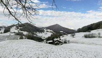 Wintereinbruch auf der Staffelegg (07. November 2016)