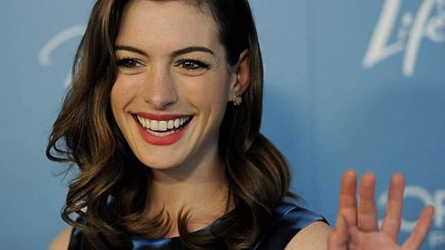 Die US-Schauspielerin Anne Hathaway (Archiv)