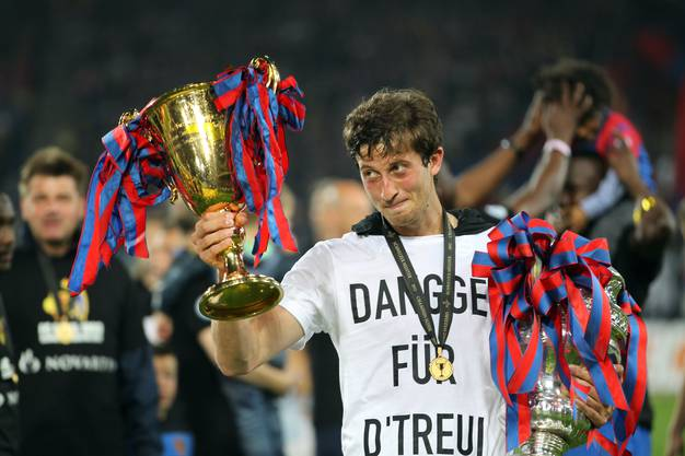 David Abraham gewann mit dem FCB drei Meisterschaften und zweimal den Cup. Nach dem Double 2012 verabschiedete er sich.