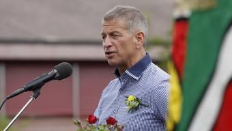 Als Regierungsratskandidat der SVP wurde Manfred Küng nominiert.