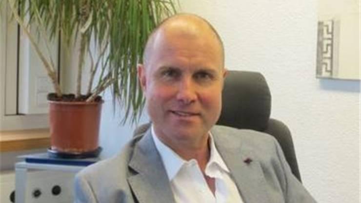 «Es wäre auch schön, wenn wir einmal Schulden abbauen könnten», sagt Ralph Frey, Finanzverwalter Oberentfelden.