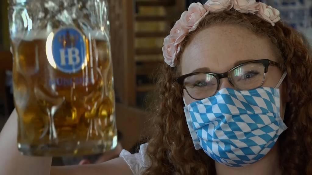 München: «Wiesn-Laune» auch ohne Oktoberfest