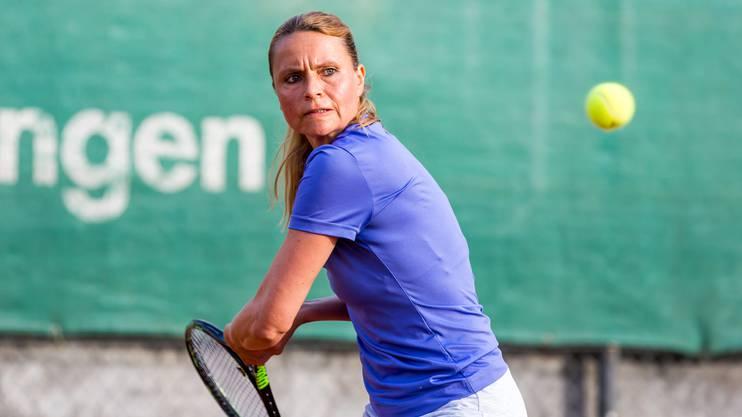 Michelle Paroubek wurde vor dem Turnier favorisiert, musste sich aber mit Silber begnügen.