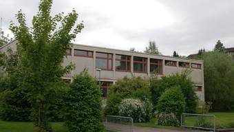 Anstelle des bestehenden Pavillons soll ein Kindergarten-Neubau entstehen.