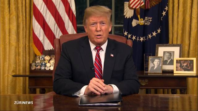 Trumps grosse Rede an die Nation