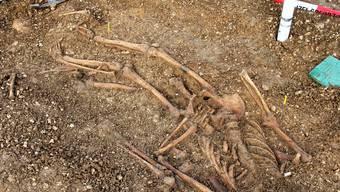 Drei Skelette in Welschenrohr gefunden