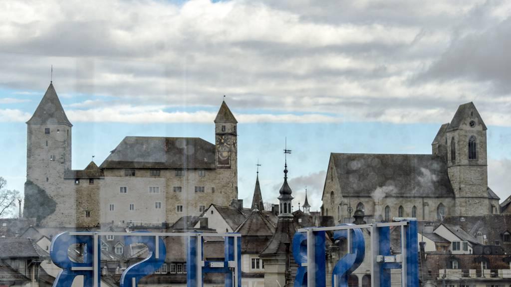 Das Rektorat der neuen St.Galler Fachhochschule «Ost» ist in Rapperswil. (Archivbild)