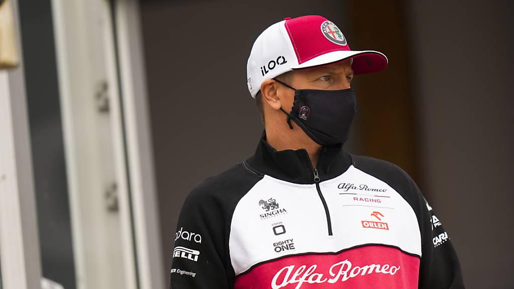 Kimi Räikkönen kann am Grand Prix der Niederlande nicht teilnehmen