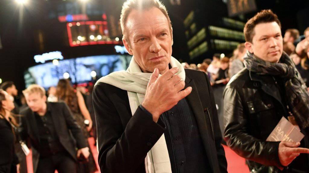Der britische Musiker Sting ist leidenschaftlicher Winzer: Wie seine Songs, erzählt auch sein Wein eine Geschichte. (Archivbild)