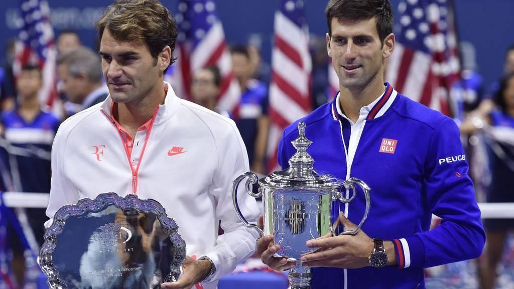 Roger Federer zeigte eine starke Leistung.