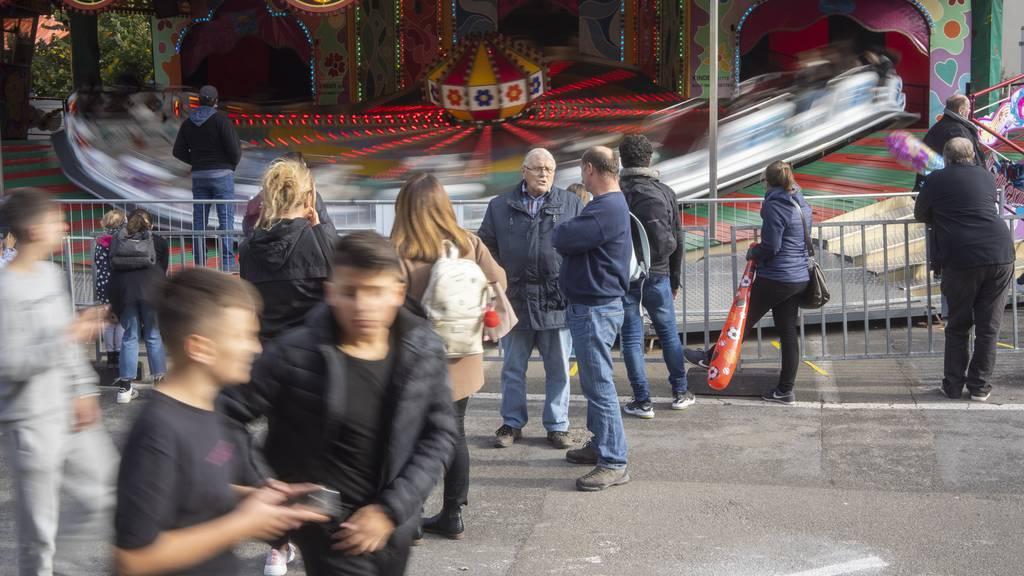 Stadtpolizei St.Gallen sagt Herbstjahrmarkt ab