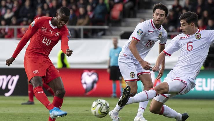 Der Start der Versöhnung? Die Tore gegen Gibraltar sorgen für einige gute Gefühle rund um die Schweizer Nati. So soll es im Oktober in Dänemark und gegen Irland weitergehen.