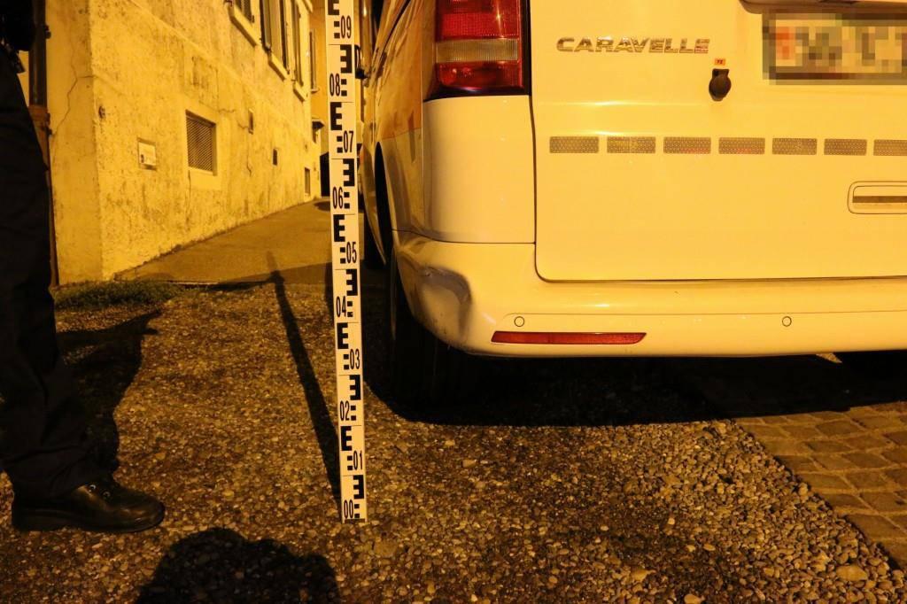 Verfolgungsjagd durch Stadt St.Gallen (© Stadtpolizei St.Gallen)