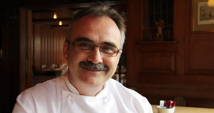 Adrian Meier vom Hotel Restaurant zum Sternen in Würenlingen richtet am 17. Mai in seinem Lokal das Finalturnier aus.
