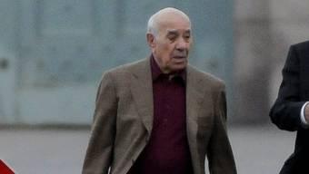 Mafia-Boss Nicolò Rizzuto: 30 Jahre unangefochtener Herrscher über Kanadas Unterwelt.