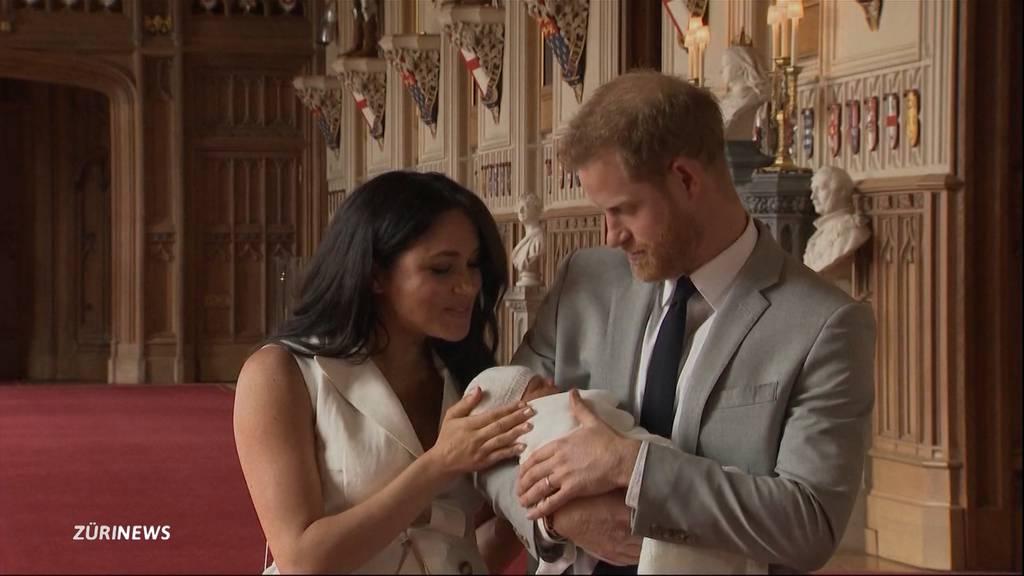 Mit dem Segen der Queen: Harry und Meghan läuten eine moderne Monarchie ein